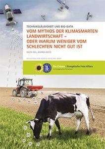 Anita Idel  – Vom Mythos der klimasmarten Landwirtschaft – oder warum weniger vom Schlechten nicht gut ist